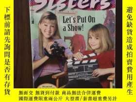 二手書博民逛書店Let s罕見Put On a Show! (Full House: Sisters)Y12800 Eliza