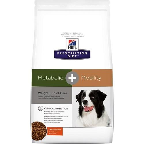 *寵物宜果配*希爾思Hill's《犬Metabolic +Mobility》24 lb - 肥胖代謝+關節活動力
