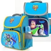【Disney 迪士尼】玩具總動員立體護脊書包 共2色