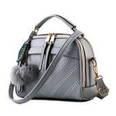 女包包潮單肩包女士簡約百搭手提包時尚側背包小包包    3C優購