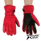 【 PolarStar 】女防水保暖觸控手套『紅』P18626 可觸控手套.防風手套.保暖手套.防滑手套.刷毛手套