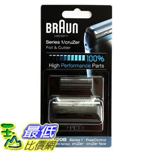 [106] Braun 刮鬍刀替換刀頭 10B/20B(F/C10B 適用 Braun 型番BS1775/ 190/ 190s-1