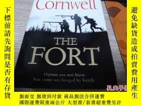 二手書博民逛書店The罕見Fort by Bernard Cornwell (B