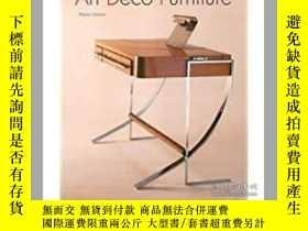 二手書博民逛書店Art罕見Deco Furniture: The French