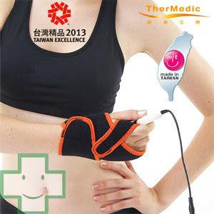 ✿✿✿【福健佳健康生活館】TherMedic舒美立得護具型冷熱敷墊-PW130護腕型