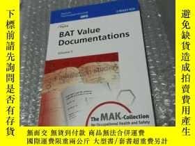 二手書博民逛書店【罕見】2010年出版BAT Value Documentati