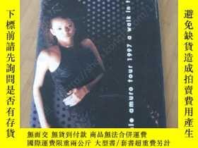 二手書博民逛書店安室奈美恵罕見tour 1997 a walk in the p