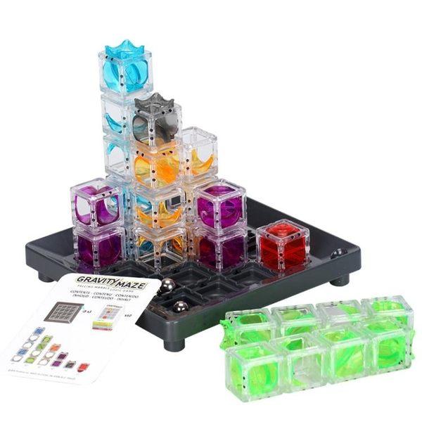 迷宮 重力迷宮thinkfun Gravity Maze兒童益智玩具美國STEM-凡屋