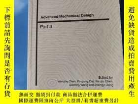 二手書博民逛書店Advanced罕見Mechanical Design Part 3Y17249 Advanced Mecha