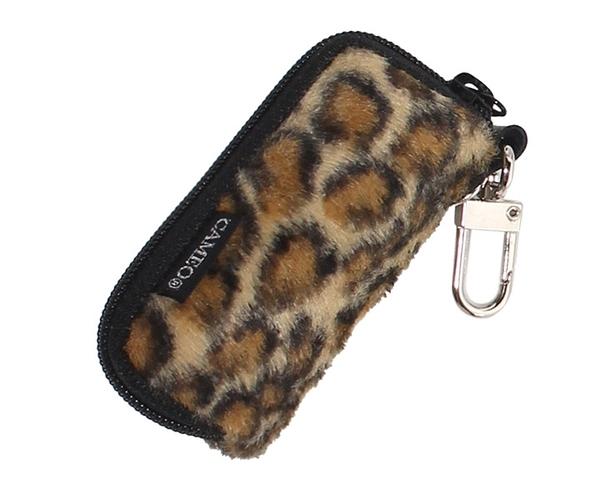 【CAMEO】Baby Case Leopard Brown 鏢盒/鏢袋 DARTS