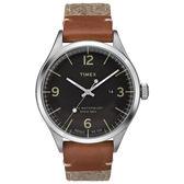TIMEX 天美時 手錶(TXT2P95600) Waterbur系列 黑面