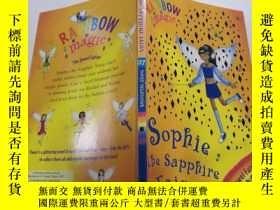二手書博民逛書店the罕見sapphire fairy : 藍寶石仙女Y200392