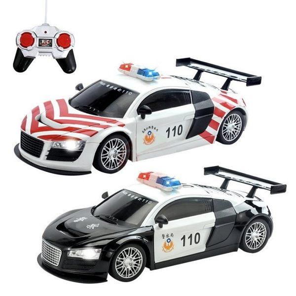 遙控警車-警遙控車系列M9070(隨機出貨)←賽車 汽車 車子 搖控車 禮物 贈品