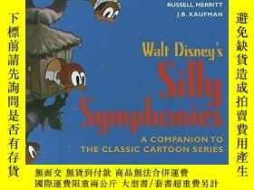 二手書博民逛書店Walt罕見Disney s Silly SymphoniesY364682 Russell Merritt
