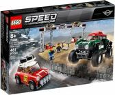 【LEGO樂高】SPEED MINI 拉力賽車組合 Mini Cooper #75894