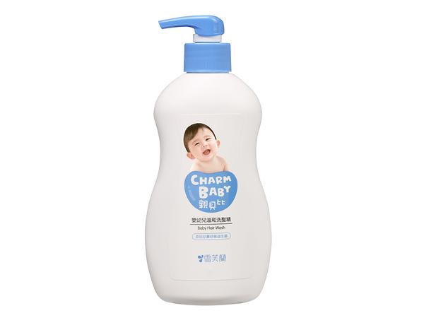 親貝比嬰幼兒溫和洗髮精400ML
