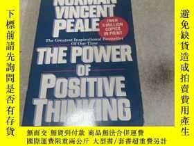 二手書博民逛書店THE罕見POWER OF POSITIVE THINKING(
