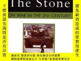 二手書博民逛書店The罕見Sling and the Stone: On War in the 21st Century (Zen