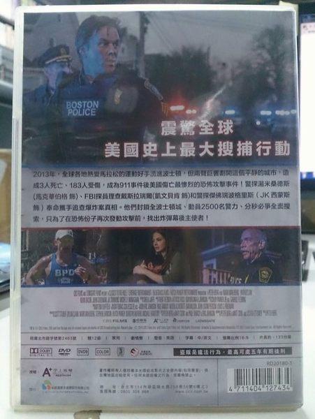 影音專賣店-L17-042-正版DVD-電影【愛國者行動】-馬克華柏格/約翰古德曼/蜜雪兒莫娜漢