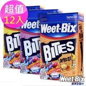 Weet-Bix 12入促販-澳洲全穀片MINI系列 杏桃12入