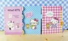 【震撼精品百貨】Hello Kitty 凱蒂貓~補充內頁+資料夾-熊(分類版)*38428