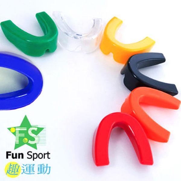 《可防磨牙》運動防護-單層護牙套(咬合板)(1個)★送收納盒*1台灣製