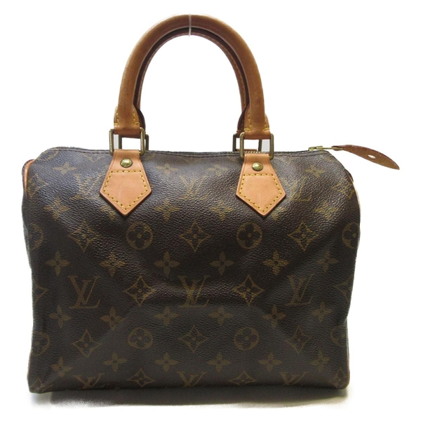 LV 原花手提波士頓包 Speedy 25 M41528 【BRAND OFF】