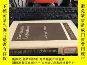 二手書博民逛書店comparative罕見legislatures (DUKE