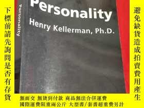 二手書博民逛書店Personality:罕見How It Forms (小16開) 【詳見圖】Y5460 Henry Kell