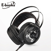 【E-books】SZ3 黑武士炫光電競耳麥
