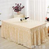 桌布 茶幾桌布家用餐桌台布床頭櫃罩防塵蕾絲蓋巾長方形布藝歐式客廳 怦然心動