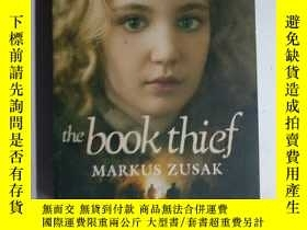 二手書博民逛書店THE罕見BOOK THIEF 947 Y138362 出版20