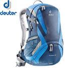 丹大戶外【Deuter】Futura 輕量型直立式網架透氣後背包28L 34214 深藍/藍