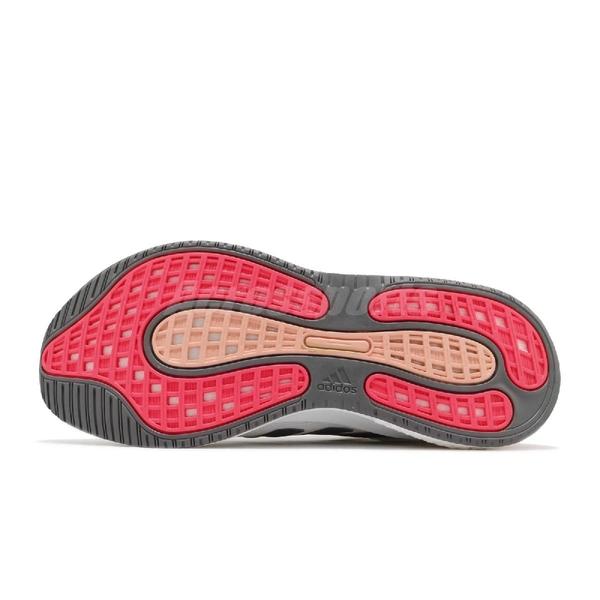 adidas 慢跑鞋 Supernova W 白 灰 女鞋 Boost Bounce 混合中底 運動鞋【ACS】 FV6020
