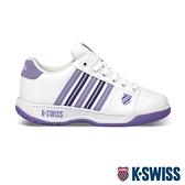 K-SWISS Eadall老爹鞋-女-白/紫