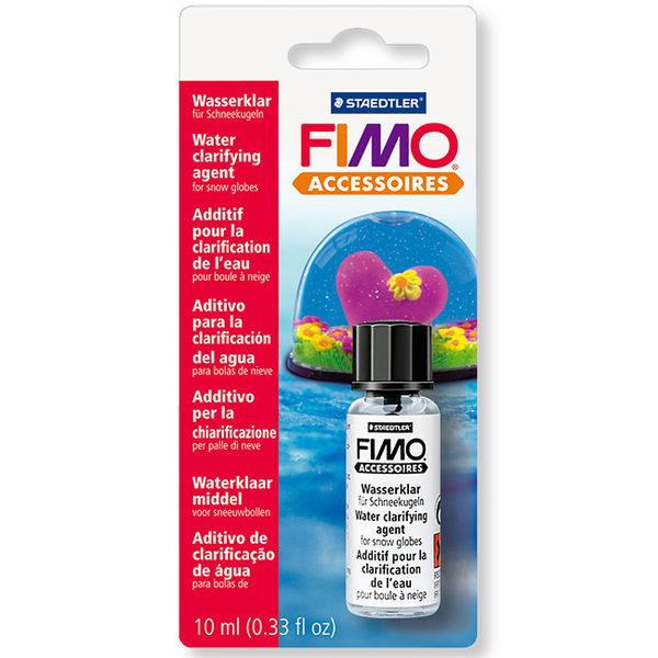 施德樓FIMO軟陶 ACCESSORIES MS8603 水晶球水質清澈劑