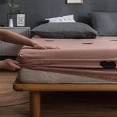 床罩 床笠單件棉質床罩床套5尺床墊保護罩席夢思防塵套全包床單【鉅惠85折】
