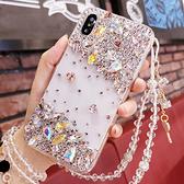 三星 S20 FE Ultra A71 A51 Note10+ S10+ A80 A50 A30S A70 A9 Note9 S9+ 手機殼 水鑽殼 客製化 手工貼鑽 點綴金寶石