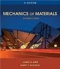 二手書博民逛書店《Mechanics of Materials, SI Edit