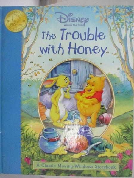 【書寶二手書T2/原文小說_J8S】Winnie the Pooh the Trouble With Honey_Novell, Cappi