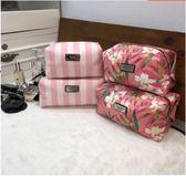 新款化妝包韓版大容量收納包女大號旅行便攜洗漱包懶人化妝袋