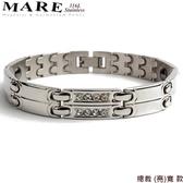 【MARE-316L白鋼】系列:  總裁 (亮)寬   款
