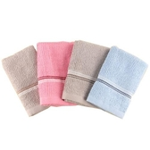 亮星 歐洲風情毛巾-2入【愛買】