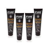 【澳洲Pure Papayacare】番木瓜皮膚養護滋潤萬用膏(4入組 25g/條)