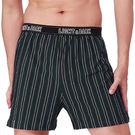 【LIGHT & DARK】百和白竹炭零觸感型男舒適平口褲(深綠)