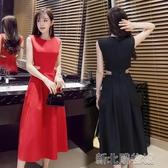 禮服洋裝修身顯瘦大牌聚會派對裙時尚名媛宴會裙長裙 新北購物城