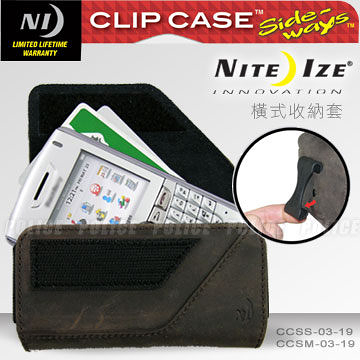NITE-IZE CLIP CASE Side-ways系列橫式收納套#CCSS-03-19【AH21013-1】i-Style居家生活
