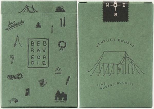 【USPCC撲克】Camp Cards, Ranger Ed.