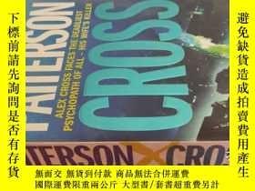 二手書博民逛書店【英文原版】Cross(罕見如圖)Y25633 James Patterson Headline 出版200