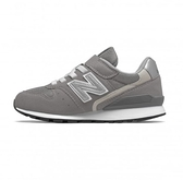 New Balance 男女童灰色運動鞋-NO.YV996CGY